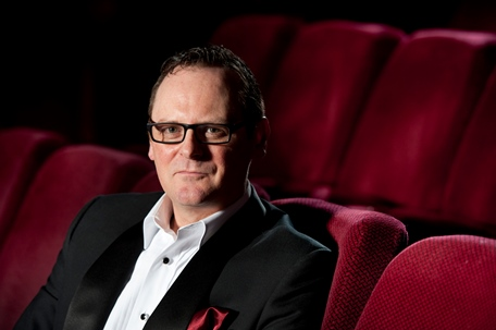 David Wilson, BA Hons Combines Studies 2010, is Director of Bradford UNESCO City of Film.