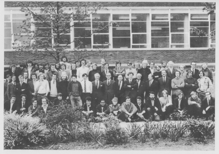 Mechanical Engineering Class of 1967-1971