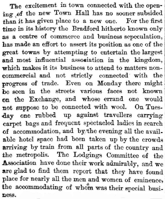 Bradford Observer article