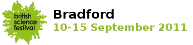University of Bradford British Science Festival Blog