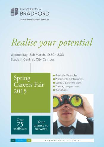spring careers fair