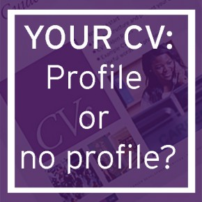 CV Profile