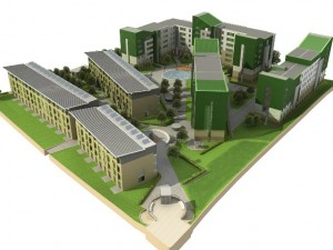 The Sustainable Student Village