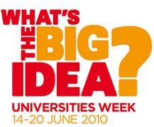 Universities Week Logo
