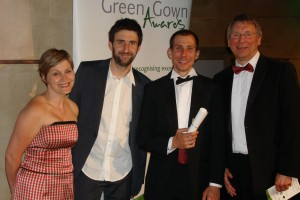 Emma Griffiths (Ecoversity), Mark Watson (Comedian), Ben Tongue (Estates), Roger Thrush (Estates)