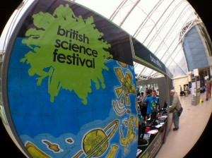 British Science Festival at Bradford Uni