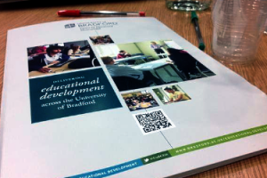 Centre for Educational Development document folder.