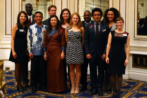 Rotary Peace Fellows, Class XIII