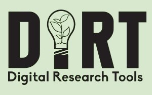 Digital Research Tools Logo