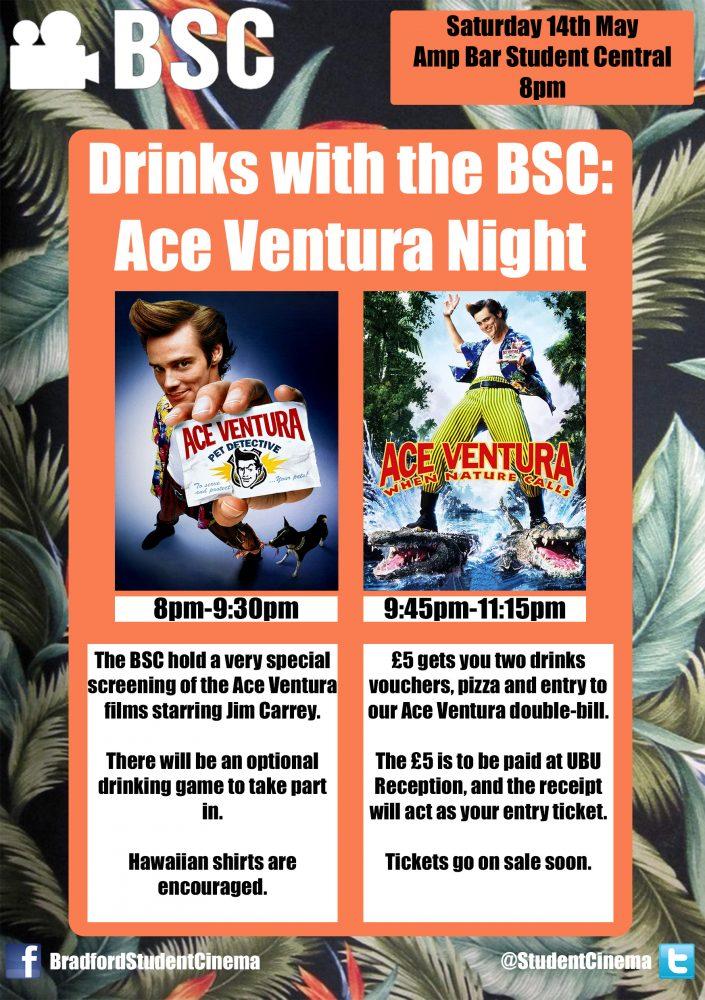 Ace Ventura - Poster [A5]