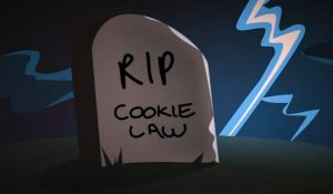 RIP Cookie Law.