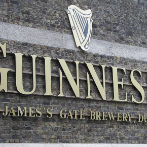 Guinness Storehouse sign