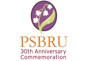 PSBRU 30th Anniversary Commemoration