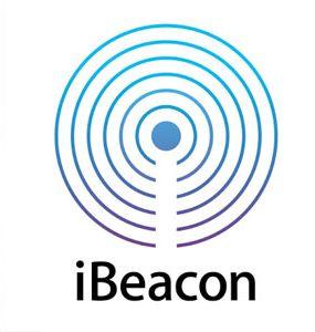 Apple's own Beacon - the iBeacon.
